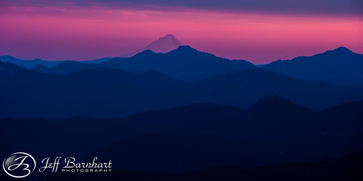 Mt. Hood from Iron Mountain