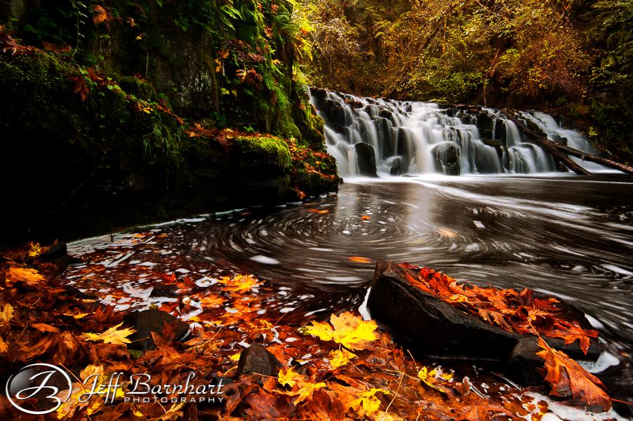 Lower Beaver Creek Falls